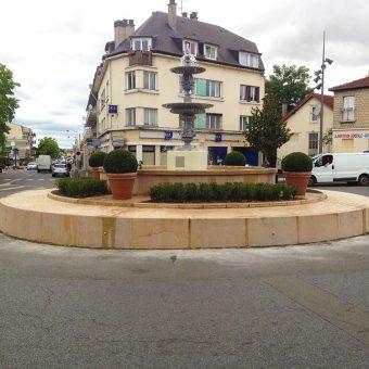 GOUSSAINVILLE ILE-DE, FRANCE