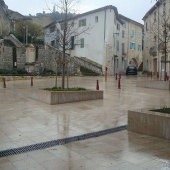 ORGON, BOUCHES-DU-RHONE, FRANCE